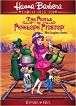 Penelope Pitstop: CSR (RPKG/DVD)