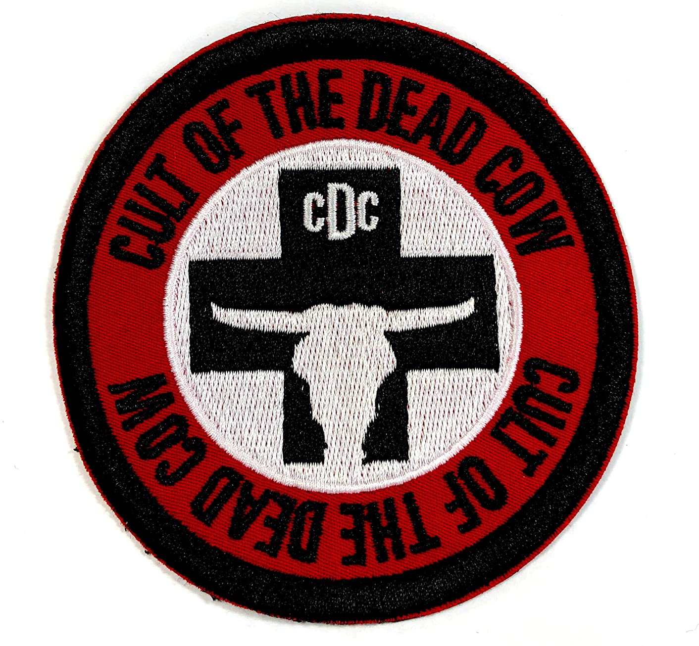 Cult of The Dead Cow Limited Edition Patch