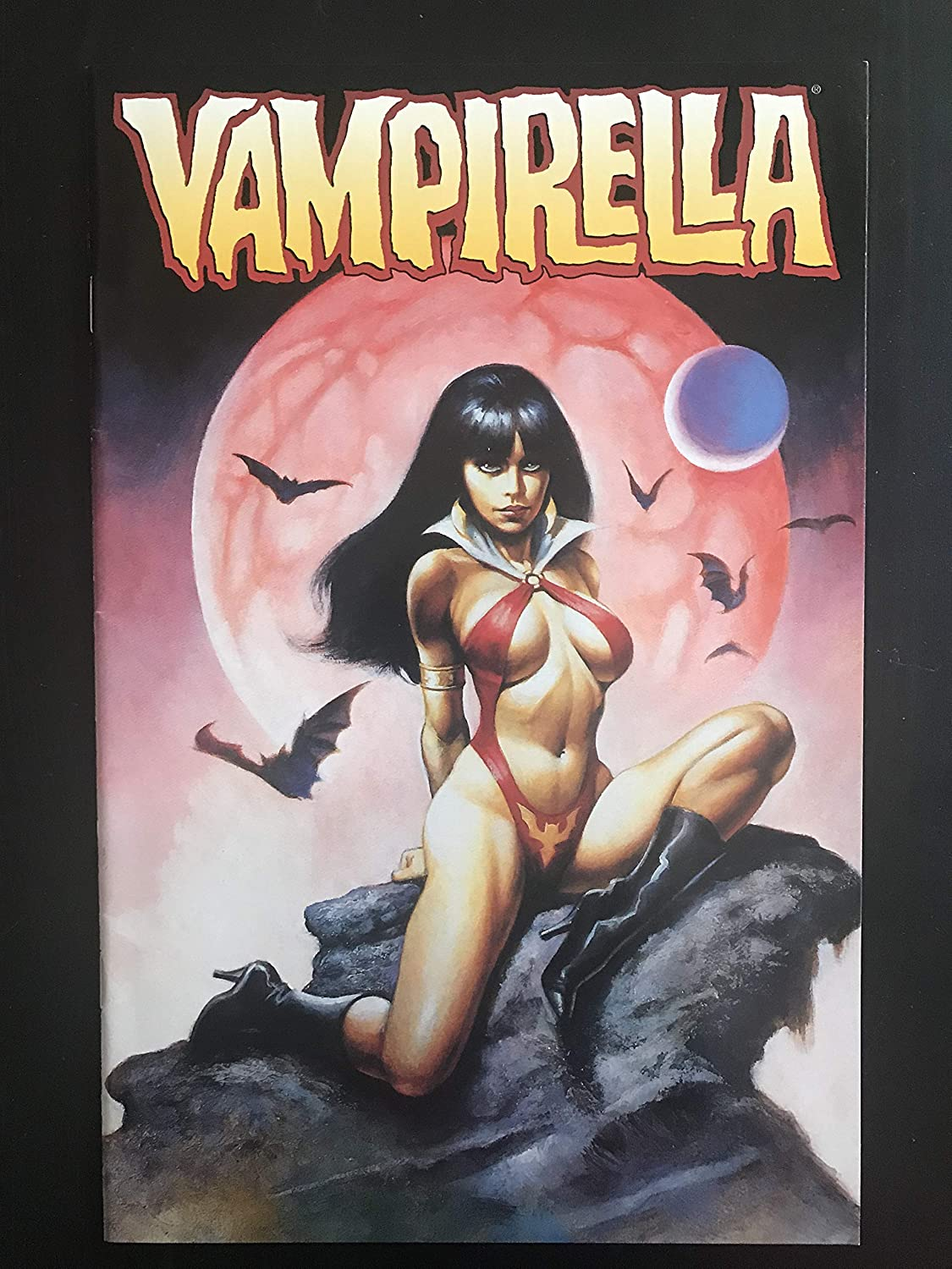 We OFFer at cheap prices Vampirella #10 2001 2002 Harris specialty shop Variant - Comic PL $44.95 Book