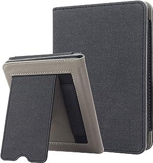 VOVIPO Kobo Nia 6 etui stojące – etui ochronne Smart Cover z paskiem na rękę i funkcją stojaka do czytnika Kobo Nia 6,0 ca...