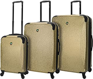 Mia Toro Italy Ofena Hardside Spinner Luggage 3 Piece Set