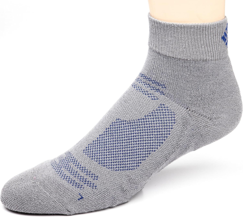 Columbia Ravenous Quarter Socks
