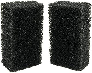 Felt Hat Cleaning Sponge - Perfect for Western, Cowboy, Cowgirl Hats & More Black