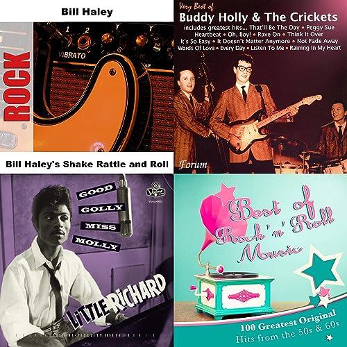 Las mejores canciones de Rock and Roll de Billy Fury, Johnny ...
