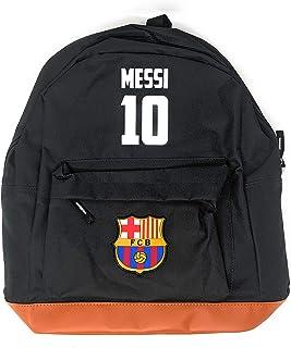 FC 巴塞罗那学院背包 Messi 官方* Barca Futbol 摩哈拉 非常适合学生、儿童、男孩、女孩和玩家