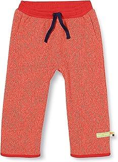loud + proud Hose Melange Strick Pantalón Unisex niños