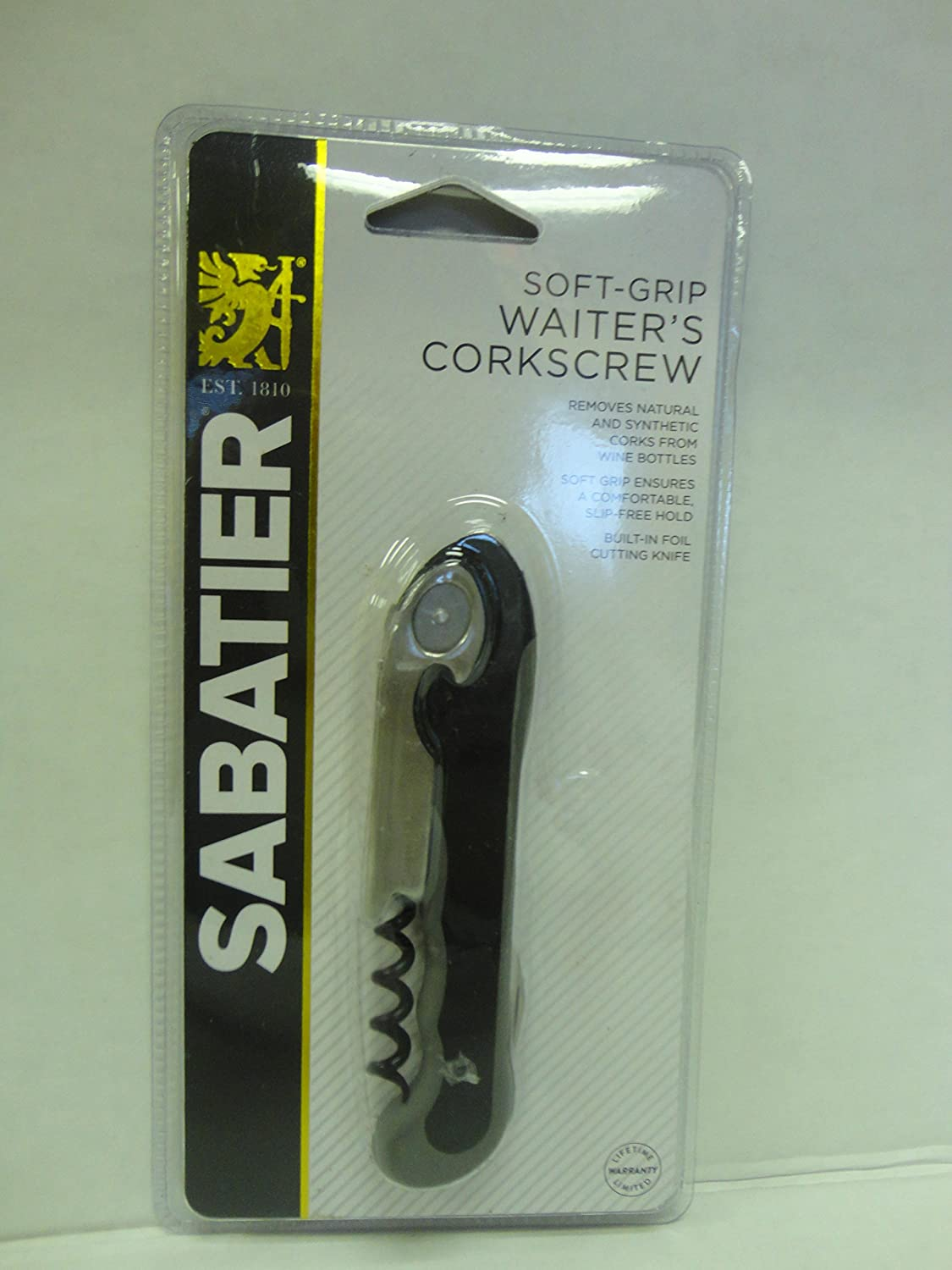 Sabatier waiters corkscrew Max Time sale 84% OFF Stainless Steel