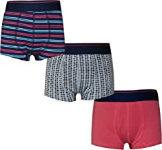 ARIEL Boys' Underwear/Innerwear Cotton Trunk/Briefs/Boxers Combo - Pack of 3 (Multicolor)