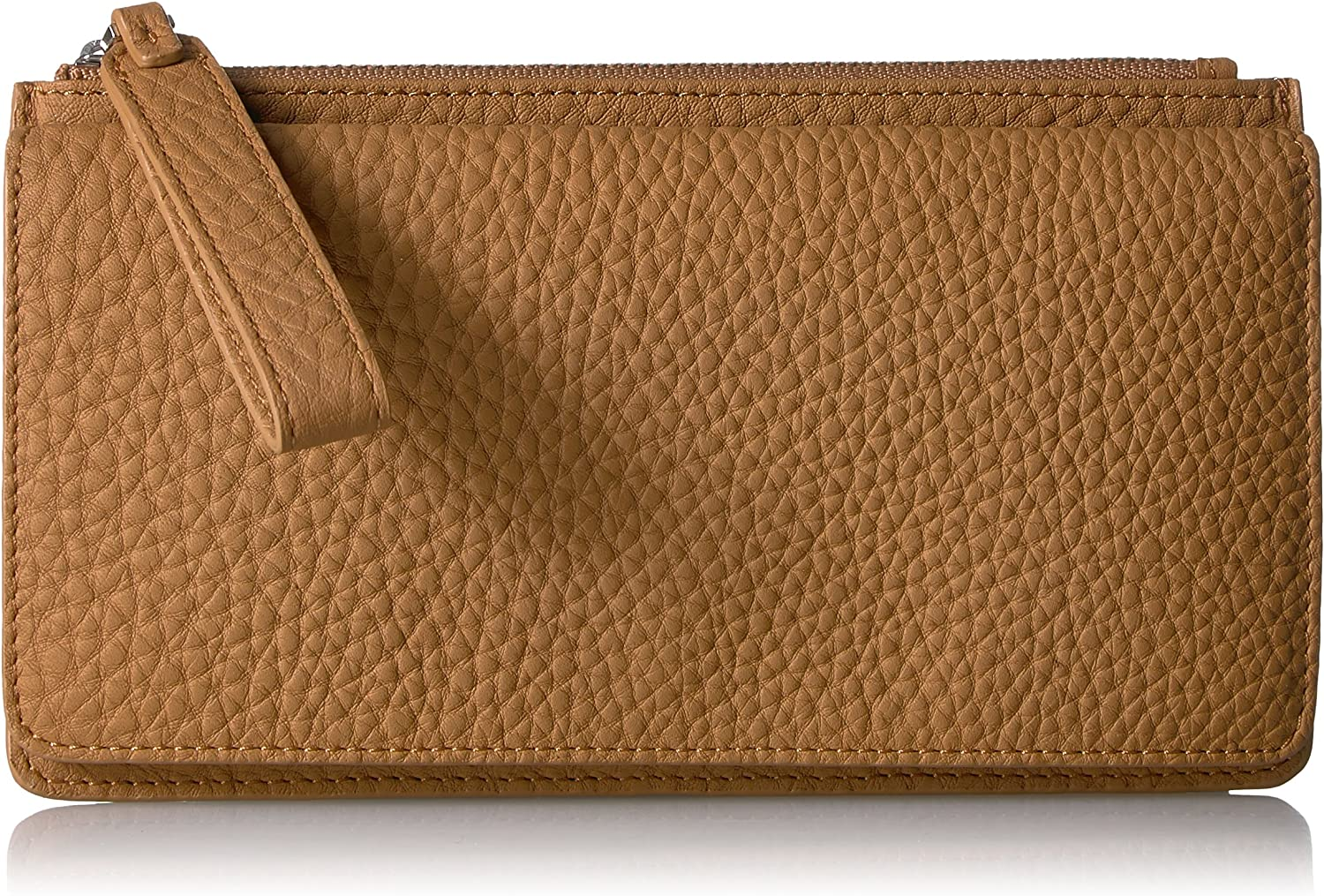 ECCO Women's Jilin Travel Wallet, cashmere