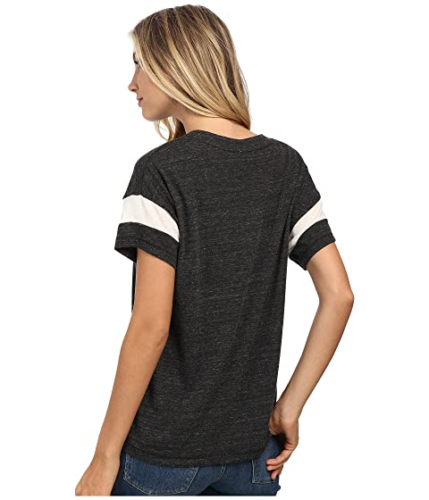 Alternative Powder Puff Tee Eco Black/Eco Ivory Sale Big Discount Best For Sale g5rnFksDB