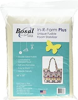 Best fusible foam stabiliser Reviews