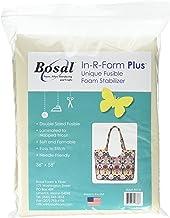 "Bosal in-R-Form Plus Unique Fusible Foam Stabilizer-36 X58, 493-36, Original Version, 36"" x 58"""