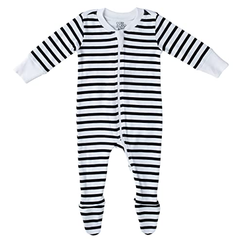 Cole + Cleo Organic Baby Pajamas Footed Sleeper GOTS Certified Organic  Cotton 29dcf0d6a