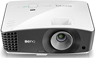 BenQ MW705 - Proyector de Alta luminosidad, Color Blanco