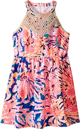 Lilly Pulitzer Kids Kinley Dress (Toddler/Little Kids/Big Kids)