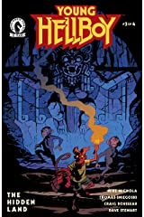 Young Hellboy: The Hidden Land #3 Kindle Edition