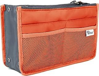 Periea Purse Organizer Insert Handbag Organizer - Chelsy - 28 Colors Available - Small, Medium or Large