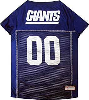 ny giants dog jersey