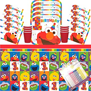 Best Elmo First Birthday Party Ideas Of 2020 Top Rated