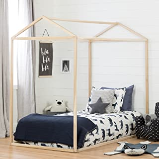 floor house bed