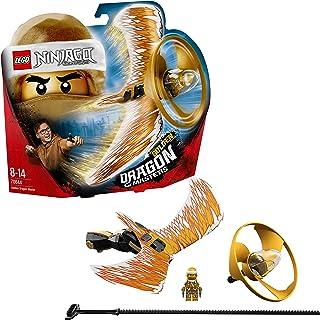 Lego Ninjago- Maestro del Dragón Dorado, Multicolor, Talla