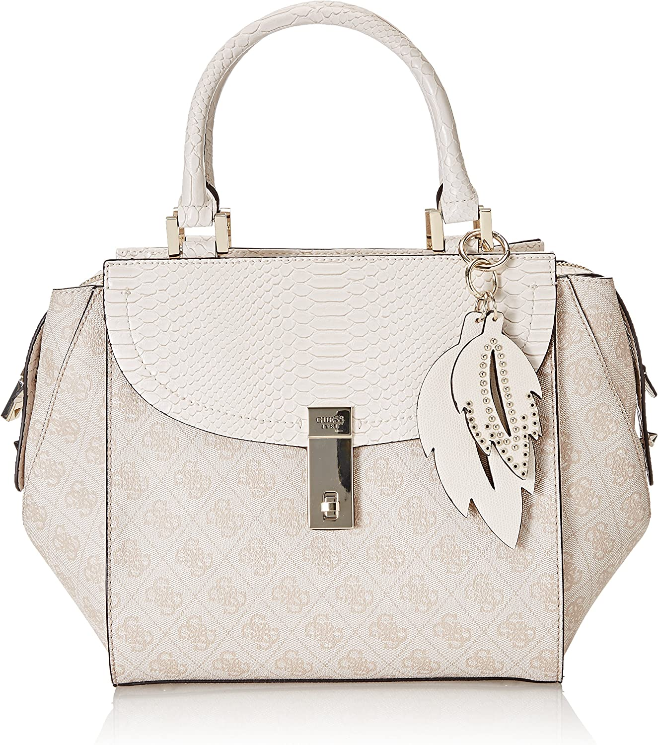 GUESS Nissana Satchel Max 82% OFF Store