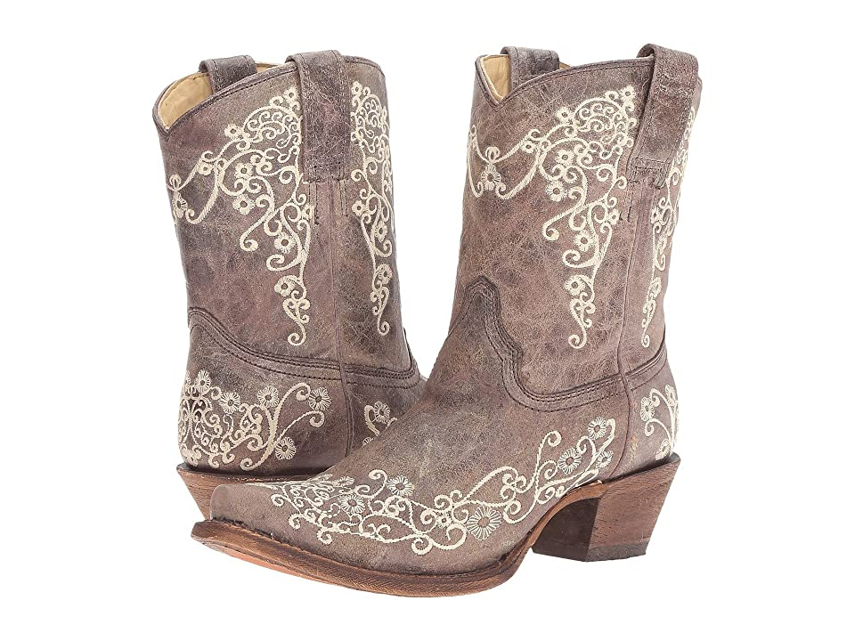 Corral Boots A3190 (Brown/Crater Bone) Women