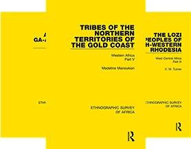 Ethnographic Survey of Africa (44 Book Series)