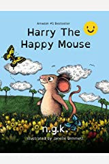 Harry The Happy Mouse -Dyslexia Friendly Version Kindle Edition