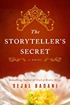 Cover image of The Storyteller's Secret by Sejal Badani