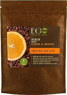 EO Laboratorie Organic Body Scrub Coffee And Orange (200g)