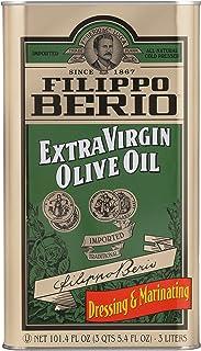 Filippo Berio Extra Virgin Olive Oil, 101.4 Fl Oz