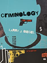 Bundle: Criminology: The Core, 5th + LMS Integrated for CourseMate, 1 term (6 months) Printed Access Card