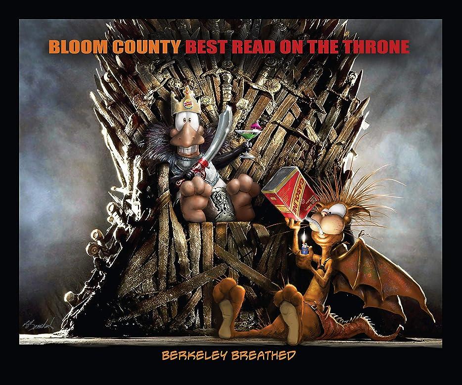 コロニー火山学者合体Bloom County: Best Read on the Throne (Bloom County: The Complete Library) (English Edition)