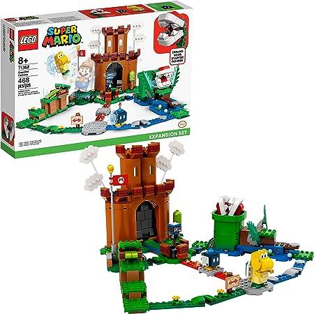 LEGO Kit de construcción Super Mario™ 71362 Set de Expansión: Fortaleza acorazada (468 Piezas)