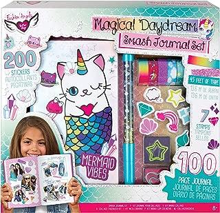 Fashion Angels Fantasy Smash Journal Set Portfolio, Multi