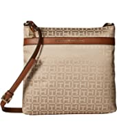 Tommy Hilfiger Abington Large North/South Crossbody