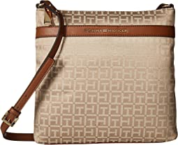 Abington Large North/South Crossbody