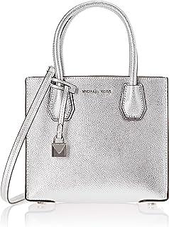 dd16d4315678 MICHAEL Michael Kors Mercer Medium Bonded Leather Crossbody Bag