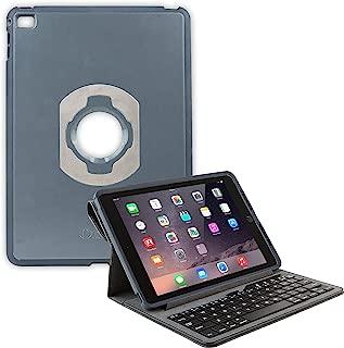 OtterBox Agility Portfolio Bundle with Keyboard for Apple iPad Air 2, Black Leather (78-50352)