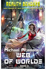Web of Worlds (Reality Benders Book #4): LitRPG Series (English Edition) Format Kindle