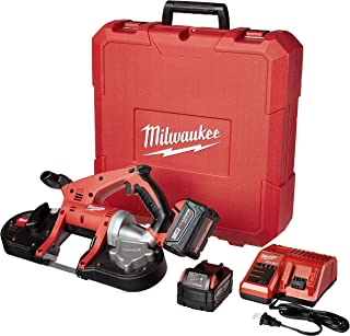 Milwaukee 2629-22 M18 18-Volt Cordless Band Saw Kit