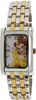 Disney Princess Girl's PRS565 Two Tone Quartz Fashion Watch