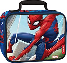 Thermos, Spiderman Classic Soft Lunch Kit, 24,1 x 9,5 x 19,05 cm