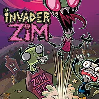 Invader Zim (Issues) (47 Book Series)
