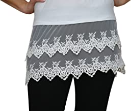 Lucky Love Long Tank Tops for Women Spaghetti Strap Tank Top Lace Camisole Shirt