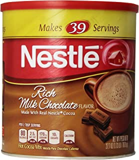 Nestle Hot Cocoa Mix, Rich Chocolate, 27.7 oz