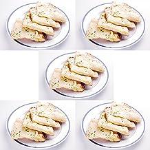 Hariom ガーリックチーズナン5枚セット