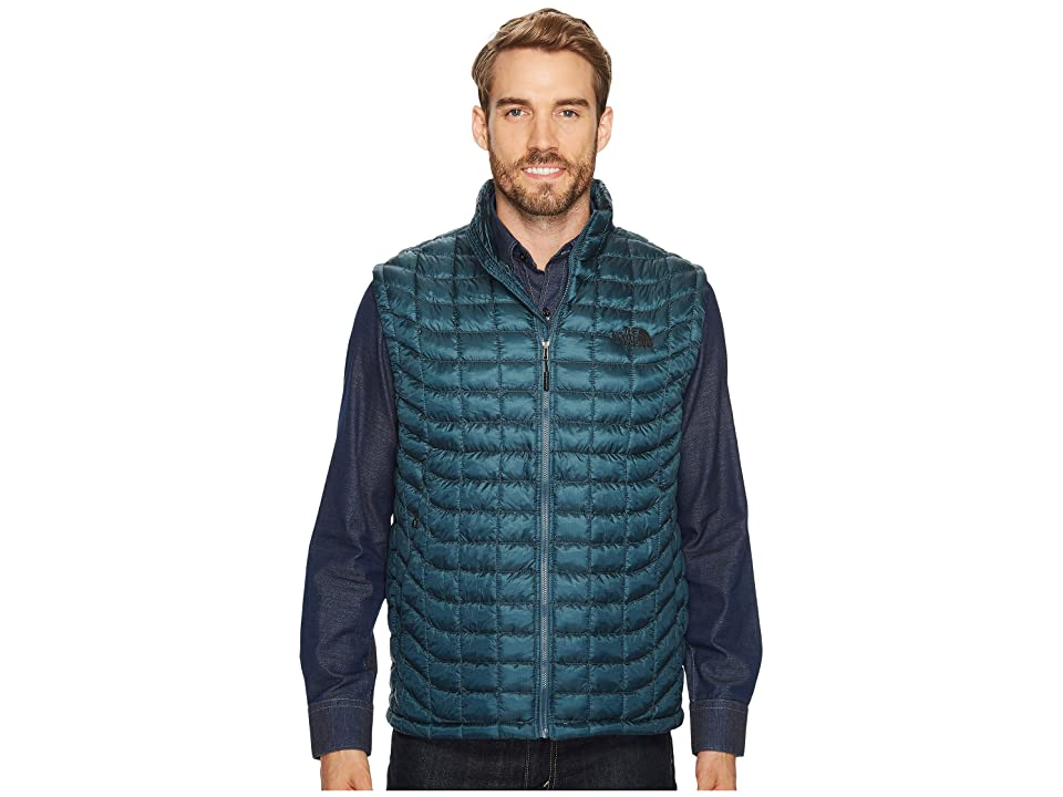 The North Face Thermoball Vest (Conquer Blue) Men