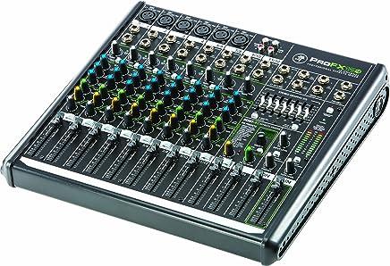 Mackie ProFX12v2 Mixer Professionale USB a 12 Canali con Effetti - Trova i prezzi più bassi